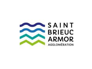Logo St Brieuc Agglomération